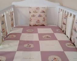 Winnie The Pooh Nursery Bedding Sets Winnie Pooh Bedding Etsy