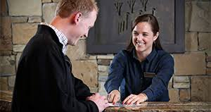 Front Desk Attendant Meeting And Event Facilities At Deer Valley Resort