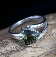 sterling gem rings images Silver rings with precious stones gems jpg