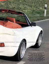porsche gemballa 1986 gemballa porsche cars history
