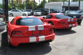 Dodge Viper 1990 - dodge viper comparison cartype