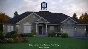 raised bungalow house plans luxury raised bungalow house plans canada home inspiration
