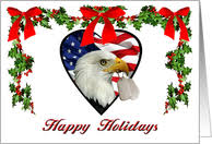 patriotic christmas cards from greeting card universe