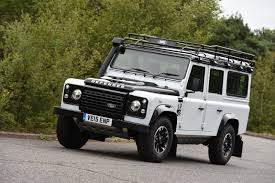 jeep defender 2016 2015 land rover defender 110 adventure uk review review autocar