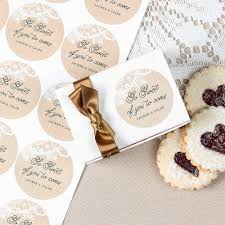 wedding favor labels personalized wedding labels