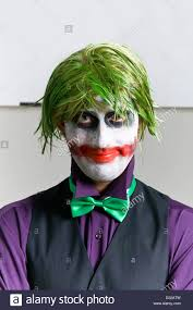 The Joker Nurse Halloween Costume Joker Batman Stock Photos U0026 Joker Batman Stock Images Alamy
