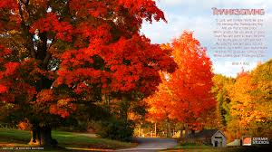 thanksgiving day prayer lord brian king autumn colors trees