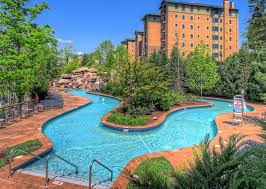 RiverStone Resort & Spa Cabins & Condos in Pigeon Forge Tennessee