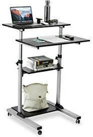 Executive Stand Up Desk by Amazon Com Proht Executive Standing Desk With Adjustable Height