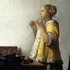 vermeer pearl necklace where is ariadne johannes vermeer