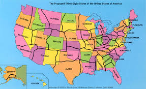 map usa states los angeles 3 controversial maps geography