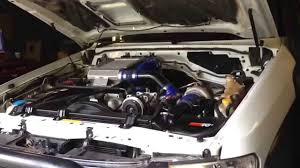 gu patrol 6 5 v8 turbo diesel first dyno tune youtube