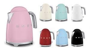 Smeg Appliances Cheap Smeg 50 S Retro Style 1 7l Aesthetic Electric Kettle