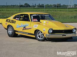 Old Ford Truck Drag Racing - 1972 ford maverick race car modified mustangs u0026 fords magazine