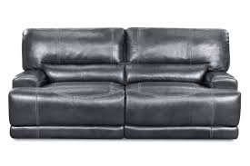Power Recliners Sofa Cannon Leather Power Reclining Sofa At Gardner White