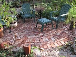 Backyard Patio Images Best 25 Brick Patios Ideas On Pinterest Brick Pathway Brick