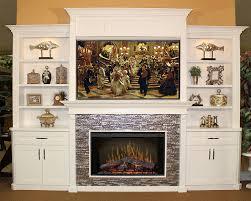 Electric Fireplace Entertainment Center Built In Entertainment Center With Electric Fireplace Furniture B