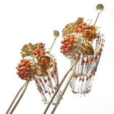 kanzashi hair pin bira kanzashi vintage bira kanzashi hair pin ornaments hair