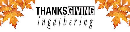 iowa conference thanksgiving ingathering