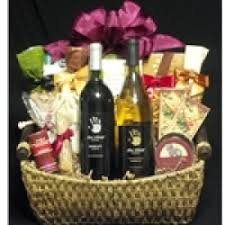 wine gift baskets custom themed wine and cheese chocolate gift baskets su vino winery