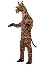 spirit halloween costumes for girls giraffe costume