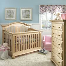 Lifetime Convertible Crib White Baby Cache Crib With Ikea Side Table On Cozy Berber