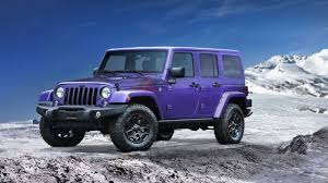 Jeep Rubicon Canada 2016 Jeep Wrangler Pricing For Sale Edmunds