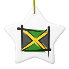 jamaican pride ornaments keepsake ornaments zazzle