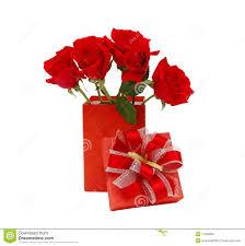 flower gift flower gift birthday stock image image of florist 17959959