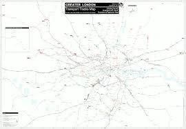 map underground detailled transport map track depot