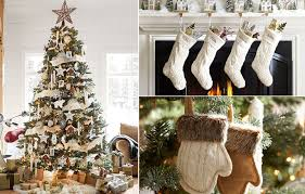 Christmas Decorations For Homes Rustic Christmas Decorating Ideas Country Christmas Decor