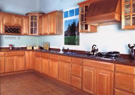 Honey Maple Kitchen Cabinets Best Kitchen Places - Rosewood kitchen cabinets