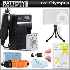 tg 310 olympus battery and charger kit for olympus tough tg 320 tg