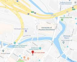 Downtown Houston Map Heavy Rains Cause Wastewater Spills In Downtown Houston Houston