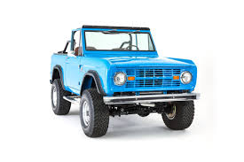 How Much Is The 2016 Ford Bronco Early Model Ford Bronco Builds Classic Ford Broncos