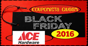 ace hardware black friday ad 2016 couponista saving