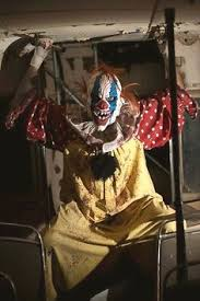 Scary Clown Halloween Costumes Scoops Child Evil Clowns Child Creepy