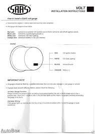 vz binnacle gauge wiring diagram efcaviation com