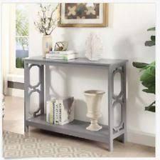 narrow console table for hallway narrow console table ebay