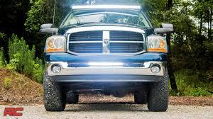 ram 1500 light bar bumper 2003 2017 dodge ram 2500 3500 20 inch led light bar bumper mount by