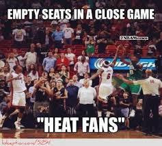 Heat Fans Meme - heat fans the loyalists http weheartnyknicks com nba funny