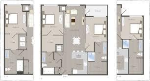 floor plans at oxford station 2d diagram