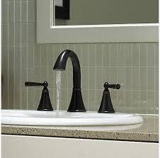 Tuscany Bathroom Faucet Tuscan Bronze Saxton Widespread Bath Faucet Lg49 Gl0y Pfister
