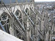 flying buttress flying buttress wikipedia