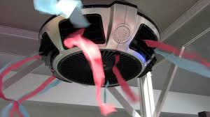 the dyson bladeless personal heater fan ono bladeless ceiling fan and app controlled by