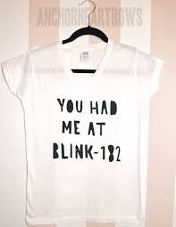 Blink 182 Halloween Shirt by Blink 182 Tank Top T Shirt T Shirt Tank Top Ladies Tank