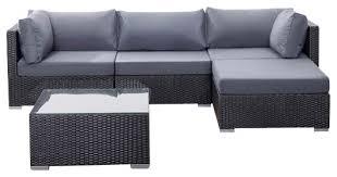 rattan lounge sofa 2017 classic design outdoor rattan furniture wicker lounge sofa