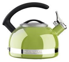 Yellow Kitchen Aid - tea kettle kitchenaid tea kettle reviews kitchenaid tea kettle