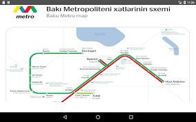 Shenzhen Metro Map Baku Metro Map 2017 Android Apps On Google Play