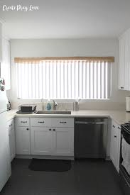the easiest diy burlap window treatment create pray love